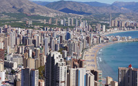 Benidorm wallpaper 3840x2160 jpg