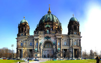 Berlin Cathedral wallpaper 2880x1800 jpg