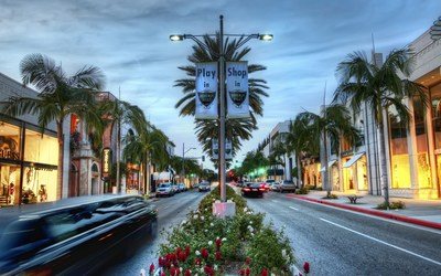 Beverly Hills - California wallpaper