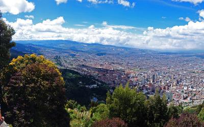 Bogota [3] wallpaper