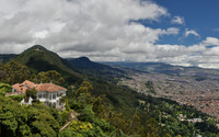 Bogota wallpaper 2560x1600 jpg