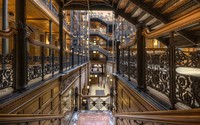 Bradbury Building wallpaper 1920x1080 jpg