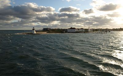 Brant Point Light wallpaper