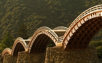Bridge in China wallpaper 1920x1200 jpg