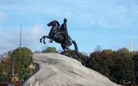 Bronze Horseman wallpaper 1920x1080 jpg