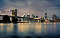 Brooklyn Bridge wallpaper 2560x1600 jpg