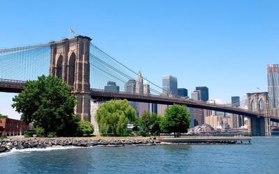 Brooklyn Bridge [4] wallpaper