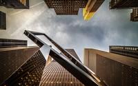 Buildings in midtown Manhattan wallpaper 1920x1200 jpg