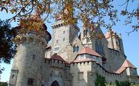 Burg Kreuzenstein wallpaper 3840x2160 jpg