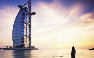 Burj Al Arab Hotel [2] wallpaper