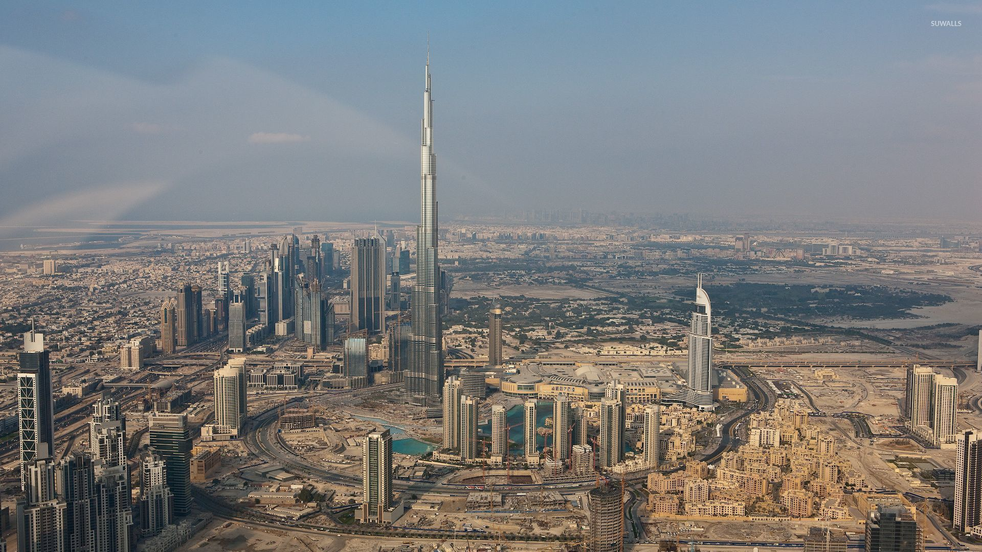 burj khalifa wallpaper 1920x1080 - photo #21