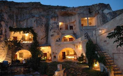 Cappadocia Cave Suites wallpaper