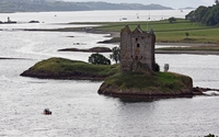 Castle Stalker [2] wallpaper 3840x2160 jpg