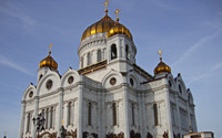 Cathedral of Christ the Saviour [3] wallpaper 2560x1440 jpg