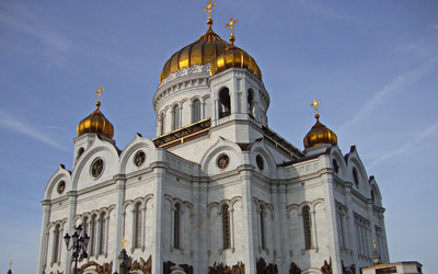 Cathedral of Christ the Saviour [3] Wallpaper