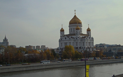 Cathedral of Christ the Saviour [5] wallpaper
