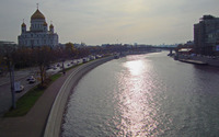 Cathedral of Christ the Saviour [4] wallpaper 2560x1440 jpg