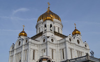 Cathedral of Christ the Saviour [2] wallpaper 3840x2160 jpg