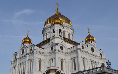 Cathedral of Christ the Saviour [2] wallpaper