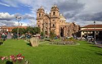 Cathedral of Santo Domingo wallpaper 2560x1600 jpg