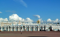 Catherine Palace [2] wallpaper 2560x1440 jpg
