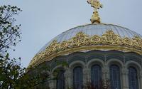 Catherine Palace dome wallpaper 1920x1080 jpg