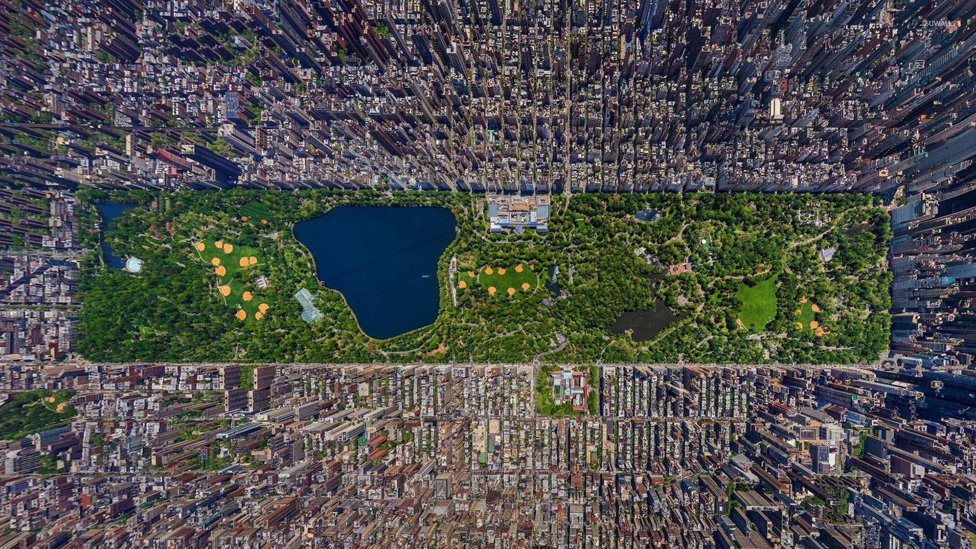 wallpaper 1920x1080 park - photo #16