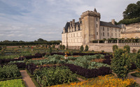 Chateau de Villandry [2] wallpaper 1920x1200 jpg