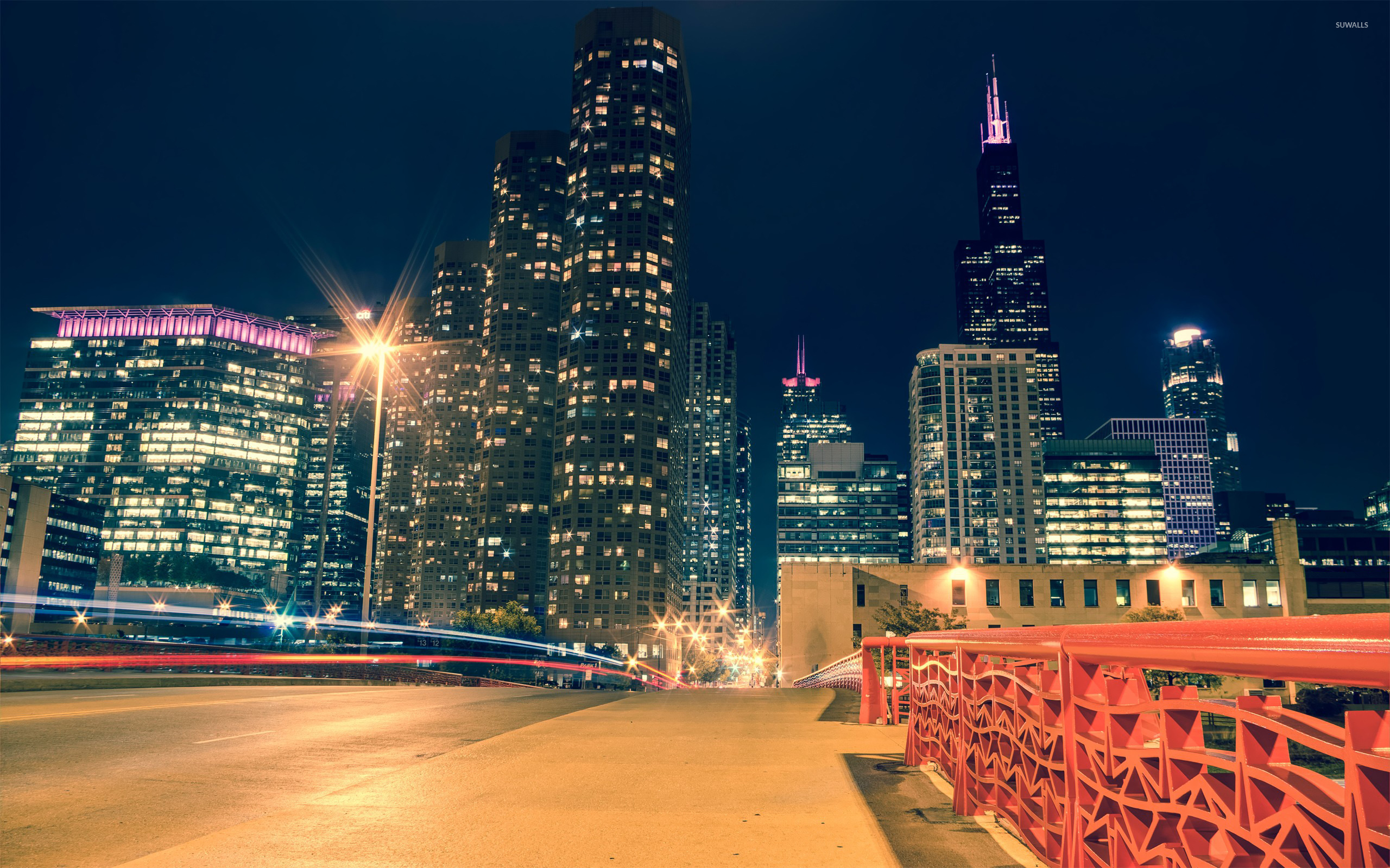 Best Wallpaper Night Chicago - chicago-at-night-17867-2560x1600  Picture.jpg
