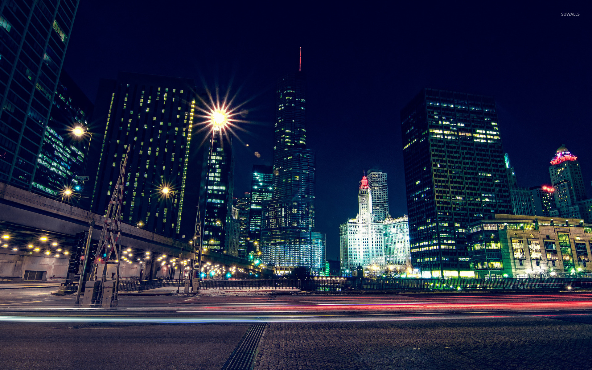 Top Wallpaper Night Chicago - chicago-at-night-26284-1920x1200  HD.jpg