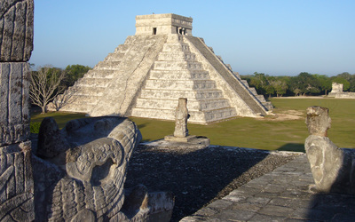 Chichen Itza [2] wallpaper
