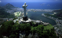 Christ the Redeemer wallpaper 1920x1200 jpg