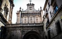 Church in Murcia wallpaper 3840x2160 jpg