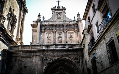 Church in Murcia Wallpaper