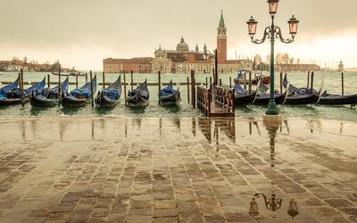 Church of San Giorgio Maggiore, Venice wallpaper