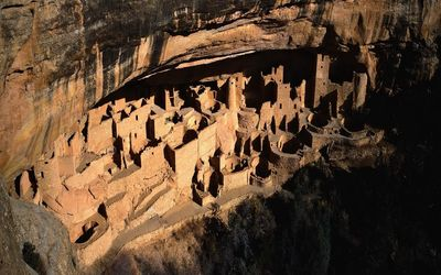 Cliff Palace, Mesa Verde National Park wallpaper