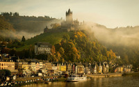 Cochem, Germany wallpaper 1920x1200 jpg