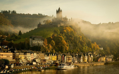 Cochem, Germany wallpaper