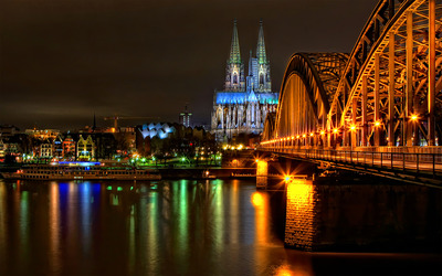 Cologne Cathedral wallpaper
