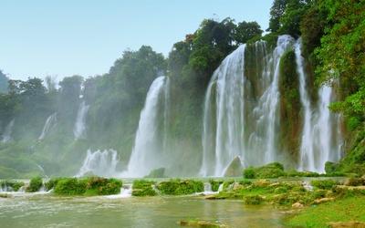 Detian – Ban Gioc Falls wallpaper