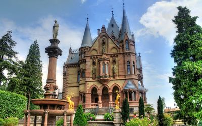 Drachenburg Castle wallpaper