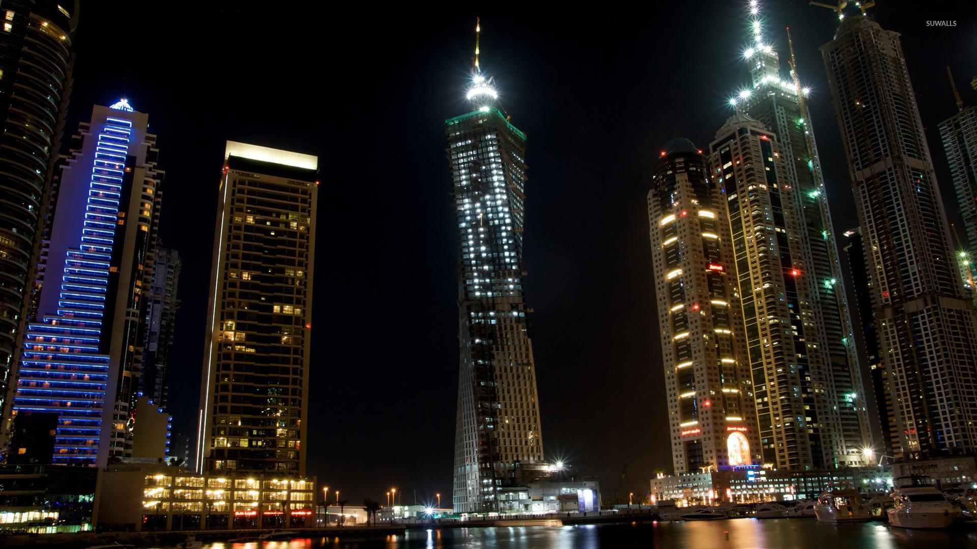 Popular Wallpaper Night Dubai - dubai-at-night-22607-1920x1080  Best Photo Reference-649033.jpg