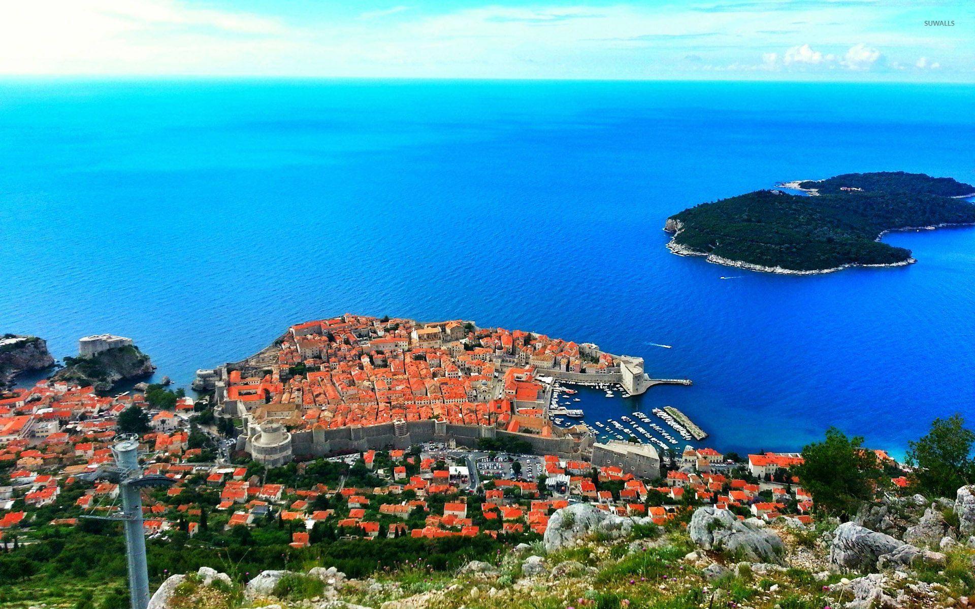 Dubrovnik Croatia Wallpaper  World Wallpapers 30053