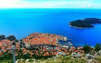 Dubrovnik, Croatia wallpaper 1920x1200 jpg