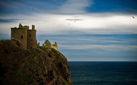 Dunnottar Castle [2] wallpaper 2560x1600 jpg