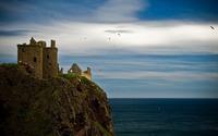 Dunnottar Castle [2] wallpaper 2560x1600 jpg
