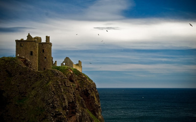 Dunnottar Castle [2] wallpaper
