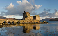 Eilean Donan castle [3] wallpaper 2880x1800 jpg