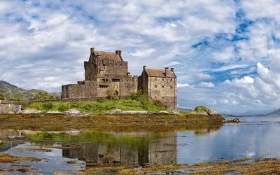 Eilean Donan Castle [5] wallpaper