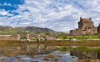 Eilean Donan Castle [4] wallpaper 2880x1800 jpg